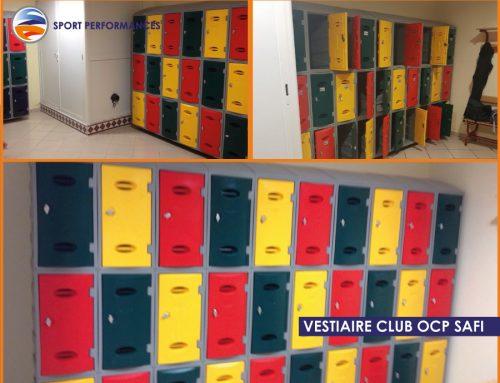 VESTIAIRE CLUB OCP SAFI