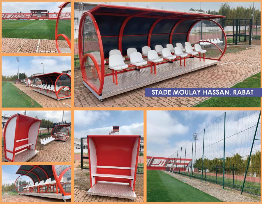 Stade Moulay Hassan, Rabat